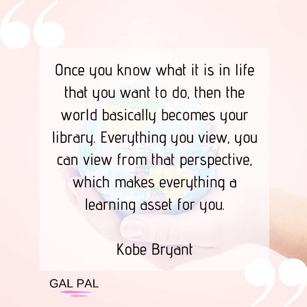 Inspirational Quotes- Gal Pal