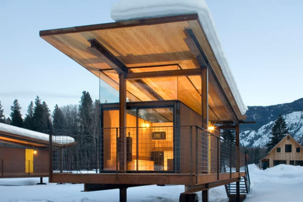 Rolly huts- Tiny Houses