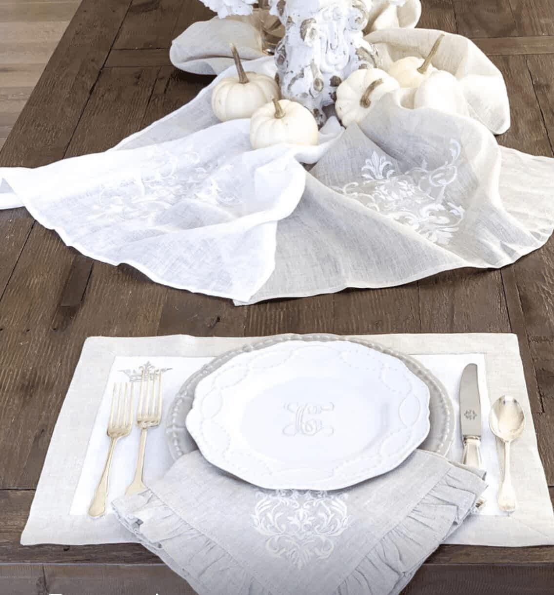 Beautiful Table Scape Ideas
