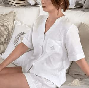 Gifts FOR Her- linen PJ's
