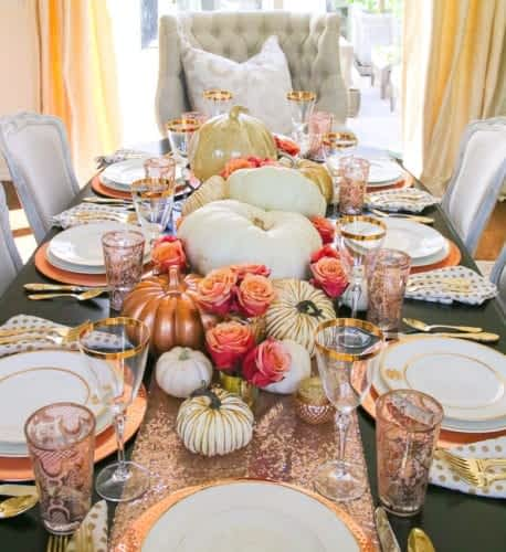 Gorgeous-Thanksgiving-table