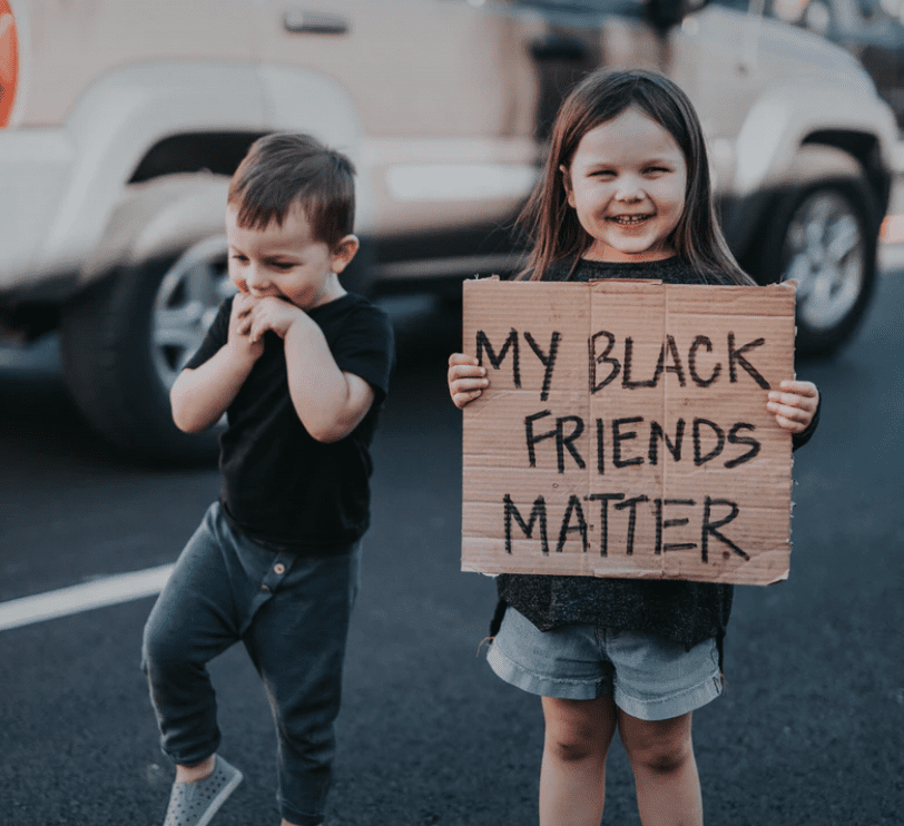 parenting and racism