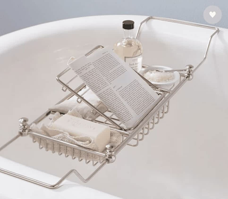 Best Mother's Day Gifts Bath caddy